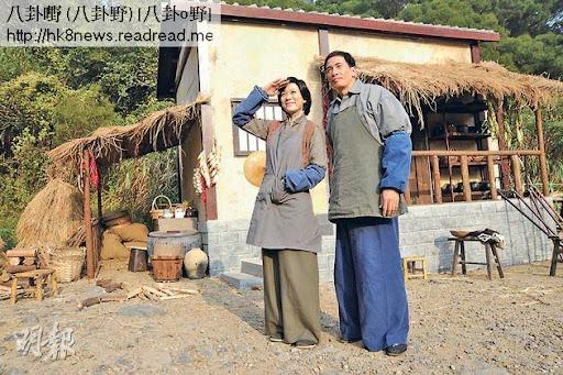 張可頤與陳豪扮「姊弟戀」情侶,但二人外形沒有姐弟feel。