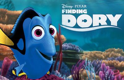 poster Procurando Dory