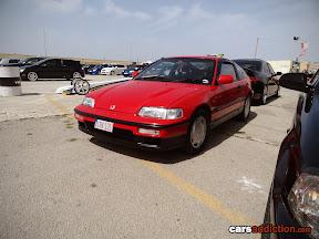 All original Honda CR-X
