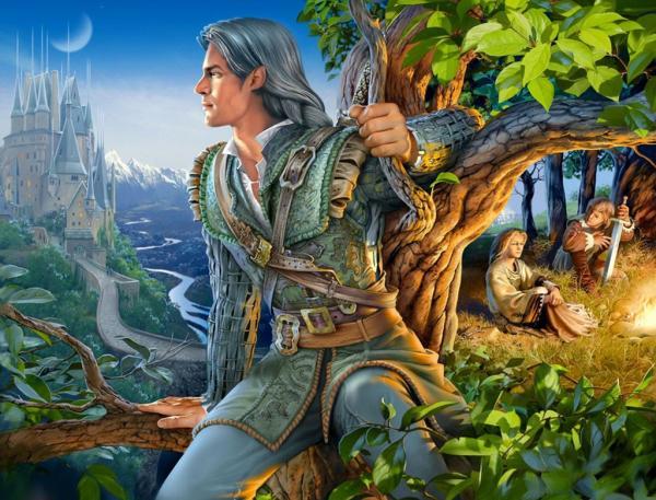 Elven Prince, Fairies 4