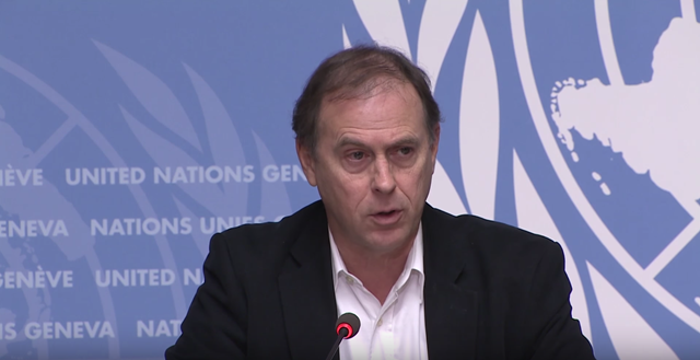 UN's human rights chief Zeid Ra'ad Al Hussein on 20 December 2016 urged the Philippines judicial authorities to launch investigative processes following last week's admission of murder by the president of the Philippines, Rodrigo Duterte. Photo: UN News Centre