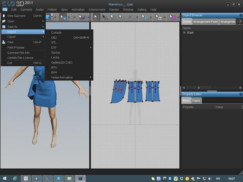 Phần Mềm Thiết Kế Thời Trang Clo 3D Miễn Phí 5