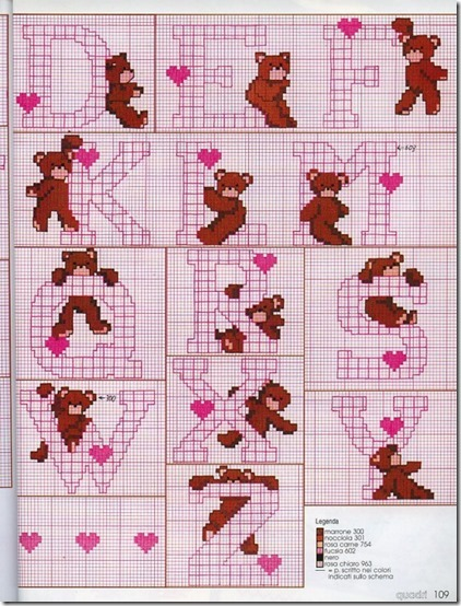 osos punto cruz (2)