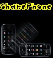 shakecontrol1 Free Download Application   My Phone v4.00: Display the iPhone, Windows, Android and Flash in the Nokia s60v5