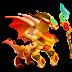 Dragón Coyota de Arena | Sand Vixen Dragon