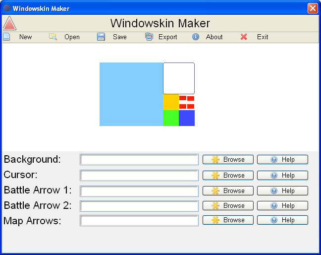 Windowskin Maker (RMXP)