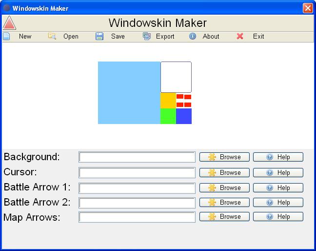 Windowskin Maker (RMXP) – RPG Maker Times