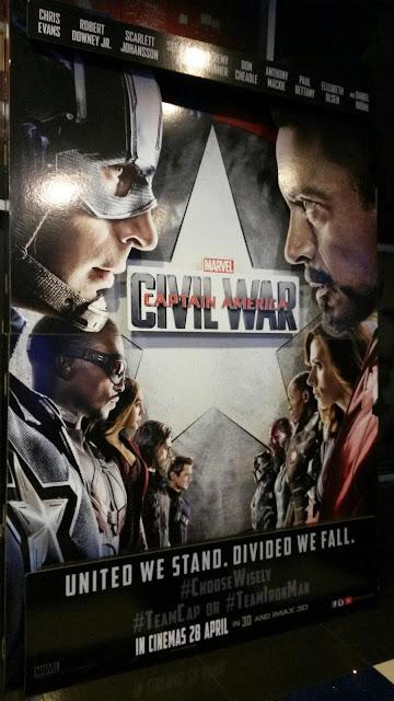 Layan cerita Captain America Pula