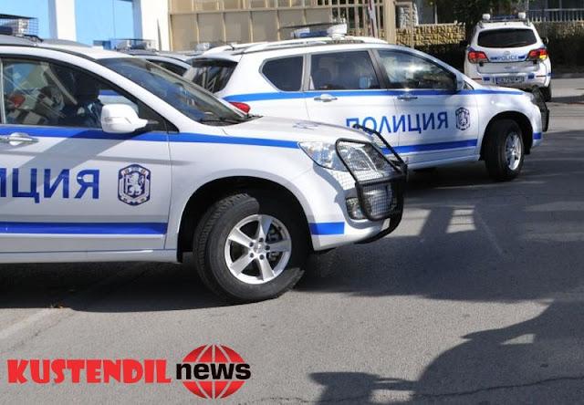 Млад мъж е задържан с канабис в Кюстендил