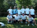 Hintere Reihe (v.l): Bernd, Martin, Nico, Markus, Ulli, Thomas - Vordere Reihe (v.l): Michael, Thomas, Andreas, Maurice