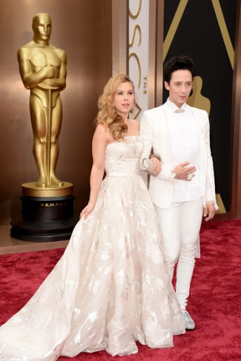 Tarah Lipinski, Johnny Weir