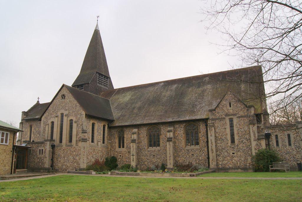 St John's Church West Byfleet 3872x2592