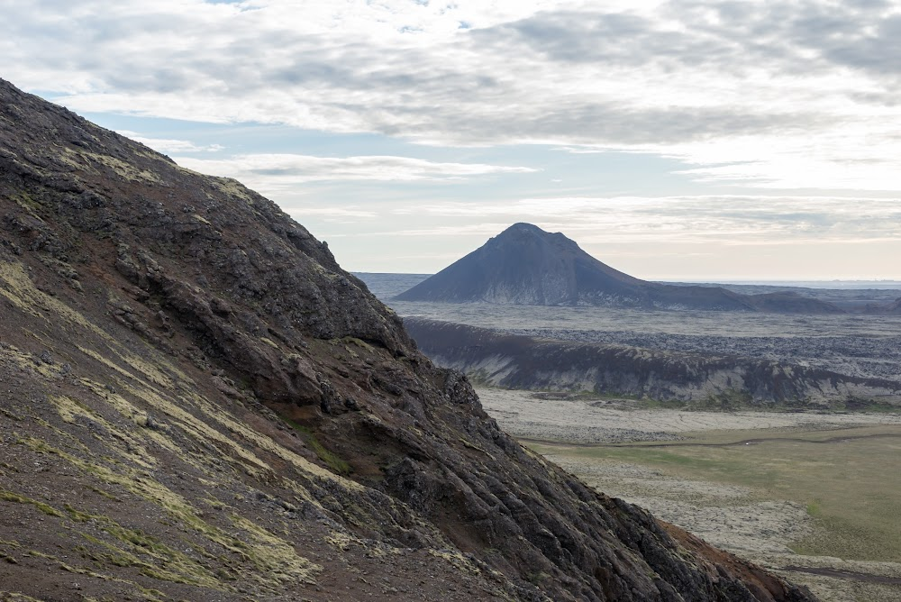 Путешествие в страну вулканов, водопадов и тупиков. Июнь 2017