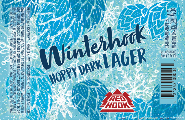 Redhook Winterhook Hoppy Dark Lager