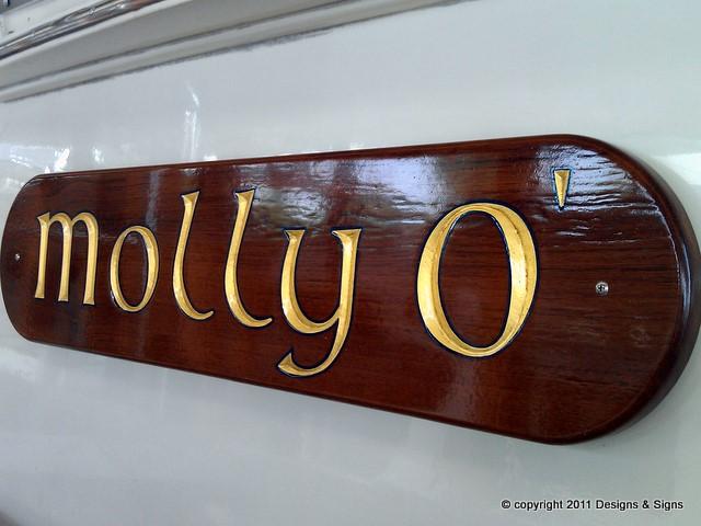 quarterboards - molly o