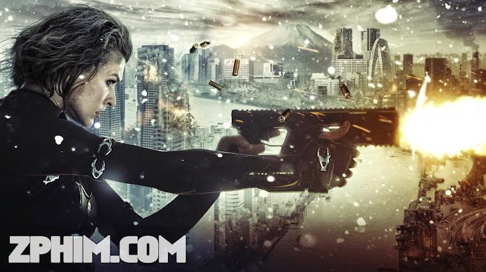 Ảnh trong phim Vùng Đất Quỷ Dữ 5: Báo Thù - Resident Evil: Retribution 1