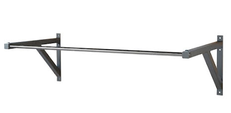 Hävräcke (Chinsräcke) med väggfäste, Gymleco
