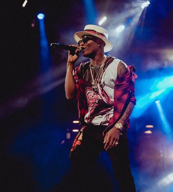 Wizkid Set To Hold Home Coming Concert