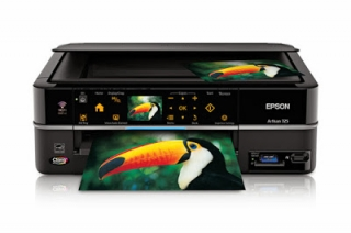 Drivers & Downloads Epson Artisan 725 All-in-One printer for Windows