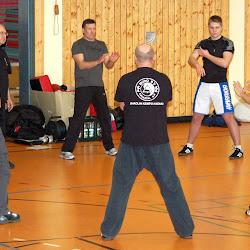 Wing Chun Seminar mit Horst Drescher 7. Dezember 2013