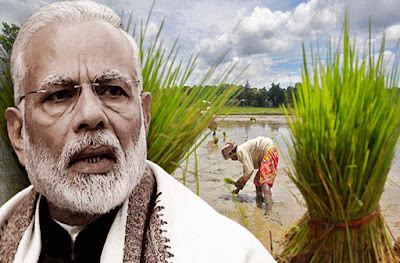 PM Modi and Farmers