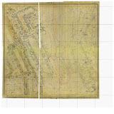 Топографическая карта ручья Уинка от истока Масштаб 1:500