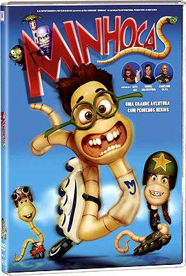 Filme Poster Minhocas – O Filme DVDRip XviD & RMVB Nacional