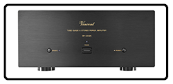 SP-331MK Hybrid class-A stereo power amplifier from Vincent Audio in the UK