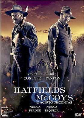 Filme Poster Hatfields e McCoys: O Acerto de Contas DVDRip XviD Dual Audio & RMVB Dublado