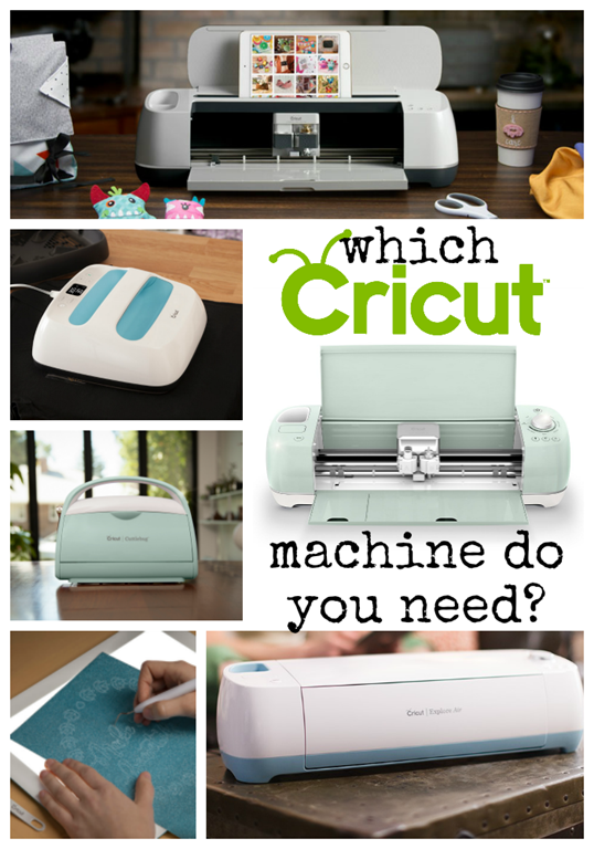 Which Cricut Machine Do You Need #cricutmade #cricutmaker