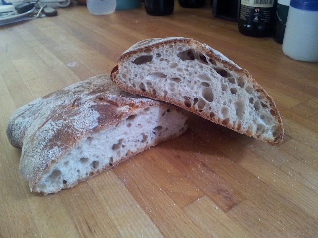 French-style malted sourdough