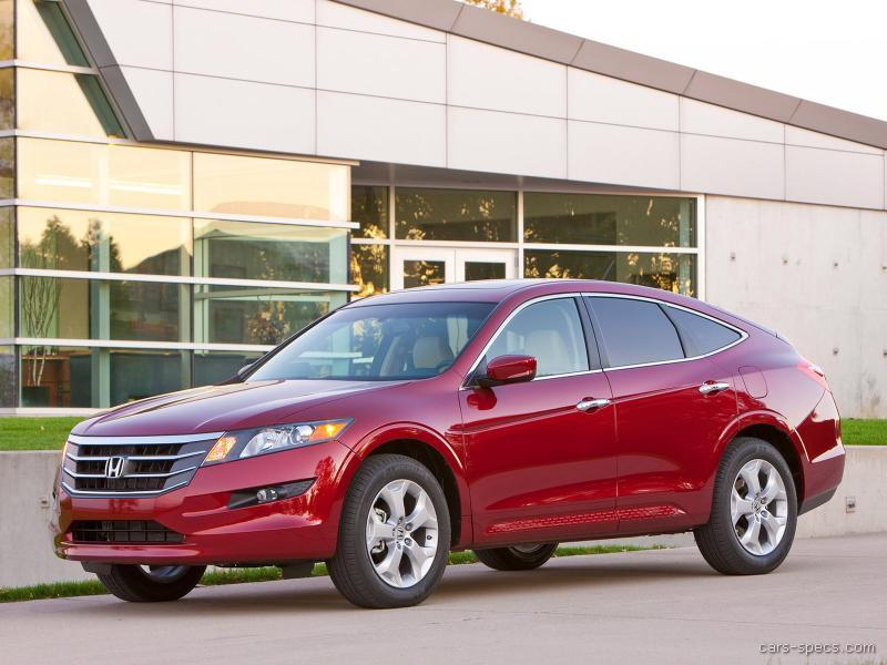 2011 Honda Accord Crosstour Hatchback Specifications