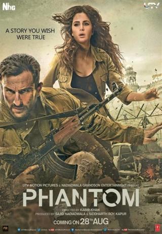 Truy tìm bóng ma - Phantom (2015)