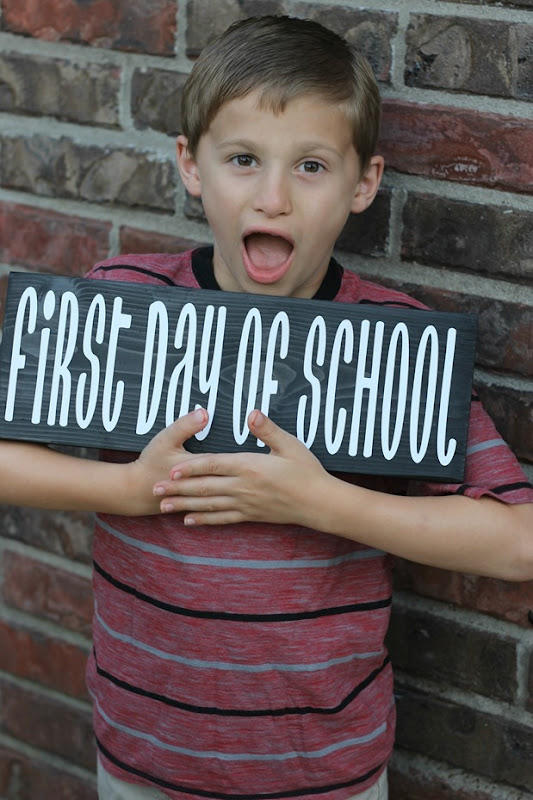 back to school photo shoot