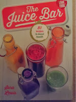 The Juice Bar: 80 recipes to boost health