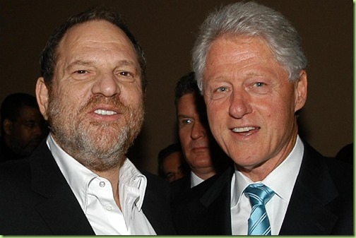 when harvey met bill clinton
