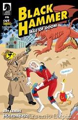 Actualización 05/11/2018: Floyd Wayne y W.D. de Outsiders nos trae el numero #6 de esta miniserie. Después de las impactantes revelaciones en el último número, el Coronel Weird se encuentra a sí mismo como un extraño en una tierra extraña, donde la realidad siempre está cambiando.