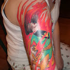 arm - tattoos for women