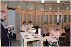 Mše svatá v nemocnici