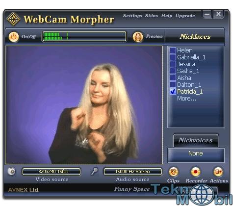 AV WebCam Morpher v2.0.44 Full