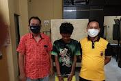 Nunggu Pembeli, RHT di Sikat Satres Narkoba Polres Tanjung Balai