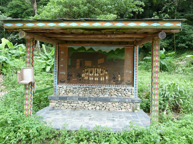 Puli  en passant , entre autres, par les villages de l ethnie Bunum de Loloko et Dili. J 10 - P1160991.JPG
