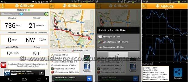 altitudine-app-android