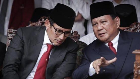 Jika Prabowo Pensiun Dari Pilpres 2024, Alternatif Terbaik Adalah Sandiaga Uno