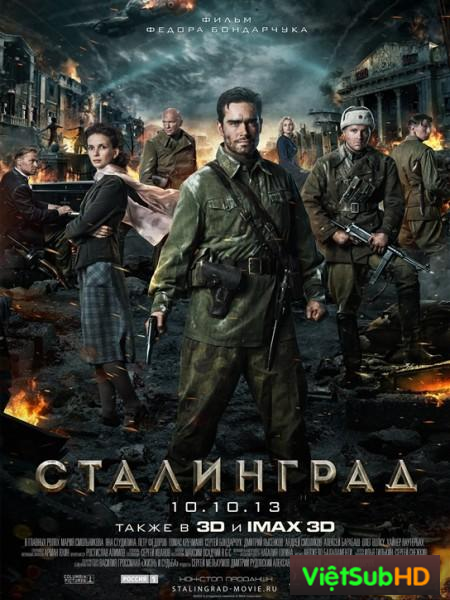 Trận Đánh Stalingrad