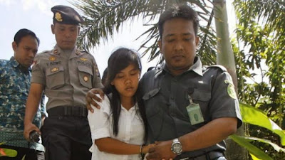 LUCKIEST:How Filipino woman escaped Indonesia firing squad.