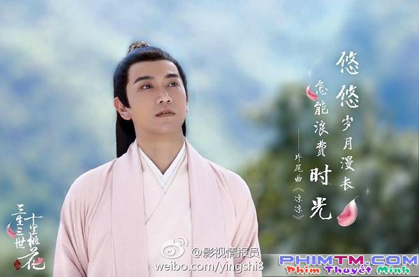 """Không thể nhận ra nổi Lưu Thi Thi vì đoàn phim """"Túy Linh Lung"""" dùng photoshop quá """"có tâm"""" - Ảnh 12."""
