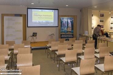 Sopoteka - sala konferencyjna