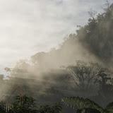 Début de journée à Lita (Imbabura), 6 décembre 2013. Photo : J.-M. Gayman
