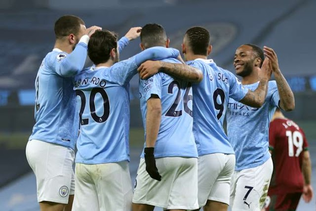 MANCHESTER CITY 0 – 2 MANCHESTER UNITED [PREMIER LEAGUE] HIGHLIGHTS
